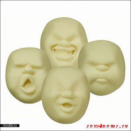 Японец изобрел чудо-игрушку, снимающую стресс (фото)