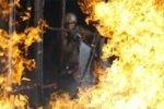 Самый крупный в Калифорнии музей объят пламенем