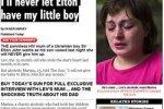 Мать украинского мальчика отказалась отдавать его Элтону Джону