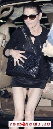 Кэтрин Зета-Джонс сильно исхудала