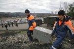 "Авария и спасательная операция на шахте ""Распадская"""