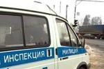 "Гаишников лишили прав из-за наклейки ""Police"""