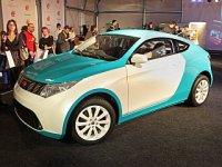 Компания «Ё-авто» планирует создать свой спортивный автомобиль