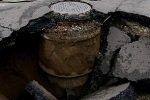 Трагедия перед городской елкой в Брянске