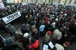 4 февраля в Москве прошли  4 митинга
