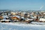 В поселке Новобурановка в  домах чуть теплее , чем на улице