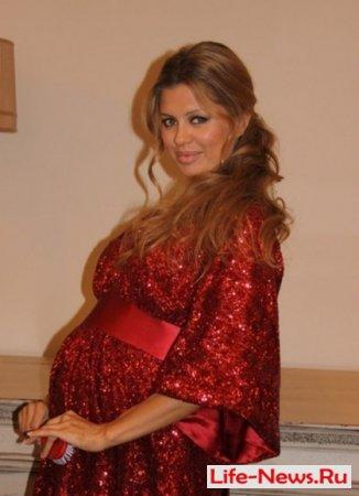 Виктория Боня выбрала имя для ребенка