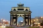 В Москве началась реставрвция Триумфальной арки