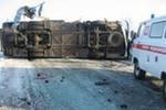 ДТП на трассе Архангельск-Северодвинск обошлось без взрыва