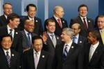 Встреча лидеров на саммите в Сеуле