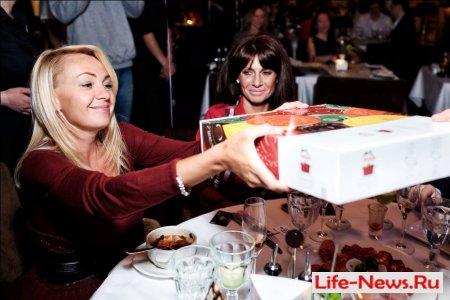 Фоторепортаж с первой годовщины ресторана Luciano