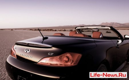 Infiniti добавляет новый 3.7-литровый двигатель и отказывается от версии G25 на 2013 модельный год