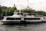 На Неве затонуло прогулочное судно