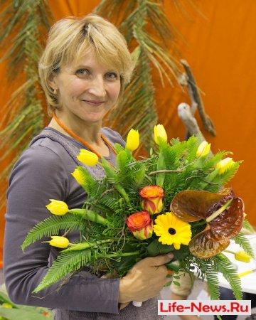 В Новосибирске прошёл чемпионат по профессиональной флористике.
