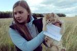 Котенок Лапка отправится на дно Байкала, если общественность не обратит внимание на проблемы обманутых дольщиков