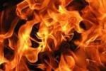 Страшный пожар в промзоне Санкт-Петербурга