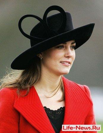 Кейт Миддлтон назвали естественно красивой