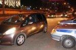 «Живой щит» остановил лихача в Екатеринбурге