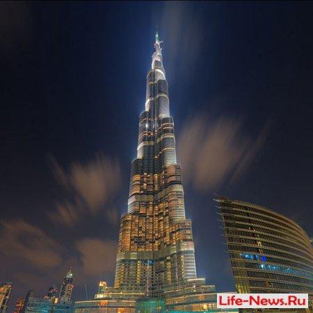 Бурдж Халифа - самое высокое здание в мире