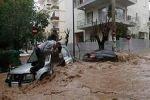 Греция и юг Италии уходят под воду