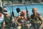 Уже год сомалийские пираты без добычи