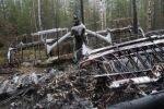 С места крушения Ан-2 вывезены останки людей