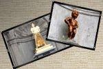 Русский художник подменил статую знаменитого Писающего мальчика
