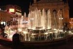 Львовские фонтаны - дорогое удовольствие