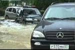 Мощный ливень нарушил график работы Международного аэропорта Сочи