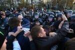 У овощебазы в Бирюлево собрались силовики и мигранты