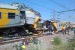 Железнодорожная авария в Аргентине: поезд столкнулся с платформой