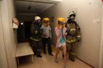 Пациентов эвакуировали вовремя