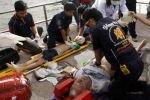 Умер ребенок, пострадавший во время крушения парома в Таиланде