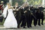 Депутаты законы принимают, а свадьбы в Москве стреляют