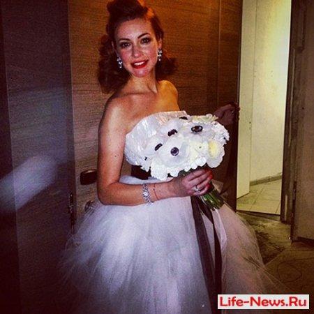 «Газеты все врут!» Геворкян впервые прокомментировала свою свадьбу