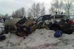 В ДТП на 34 километре трассы «Нижний Новгород - Саранск» погибла команда по пауэрлифтингу