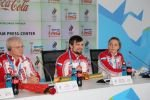Российский скелетонист Александр Третьяков завоевал золото Олимпиады в Сочи