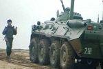 Российские войска подняли по тревоге