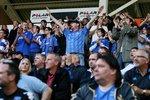 Во время футбольного матча в Кутаиси произошли серьезные столкновения болельщиков