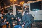 Мирный митинг в Донецке закончился побоищем