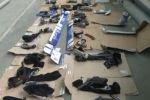 ФСБ задержали крупную партию оружия на границе с Украиной