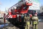 Пожар в торговом центре Иркутска был ликвидирован оперативно