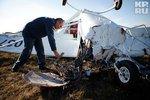 Авиакатастрофа под Калининградом унесла жизни 2 человек