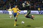 Угрозы шведскому футболисту со стороны Златана Ибрагимовича