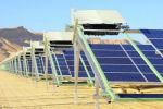 На страже чистоты израильской солнечной электростанции стоят роботы-уборщики