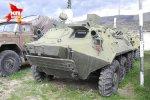 В Чечне подорвалась БМП внутренних войск