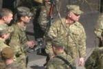 Жители Донецка замечают на улицах иностранных наемников