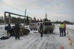 Трагедия на 101 километре трассы «Серов - Североуральск - Ивдель»