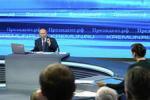 """""""Прямая линия"""" с президентом - крымский вопрос лидирует"""