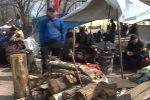 В шахтерском городке Стаханов люди готовы к бунту